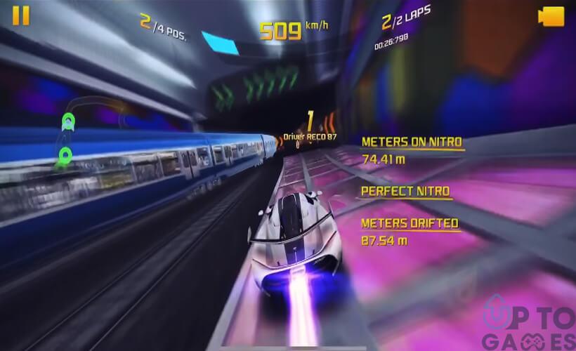 تحميل لعبة Asphalt 8 للكمبيوتر