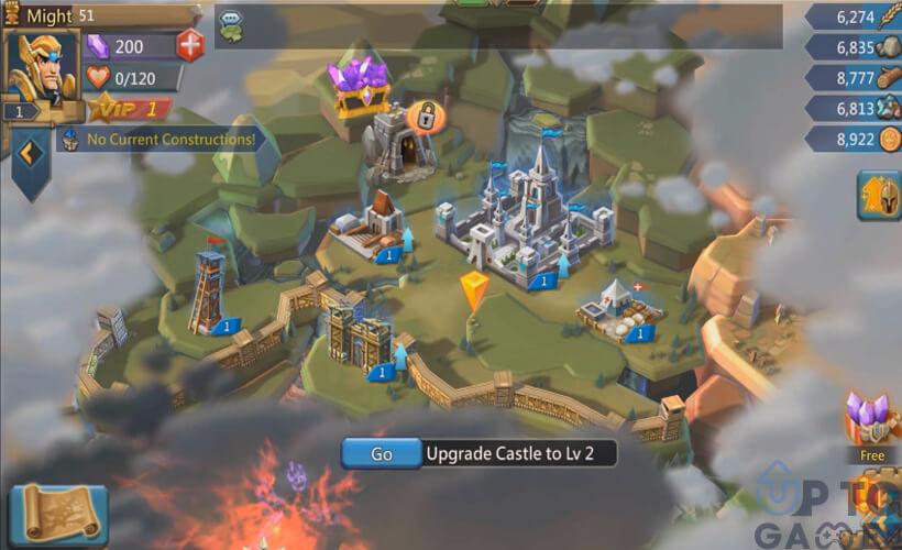 تحميل لعبة Lords Mobile للكمبيوتر من ميديا فاير