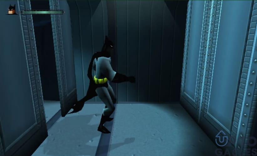 تحميل لعبة باتمان