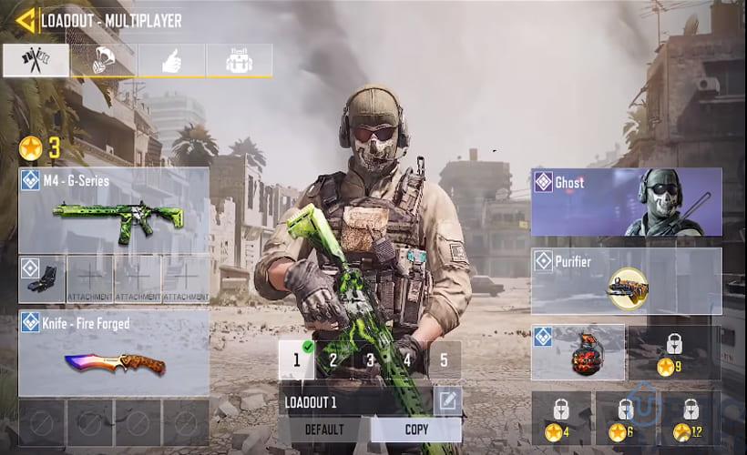 تنزيل Call of Duty Mobile للكمبيوتر والموبايل