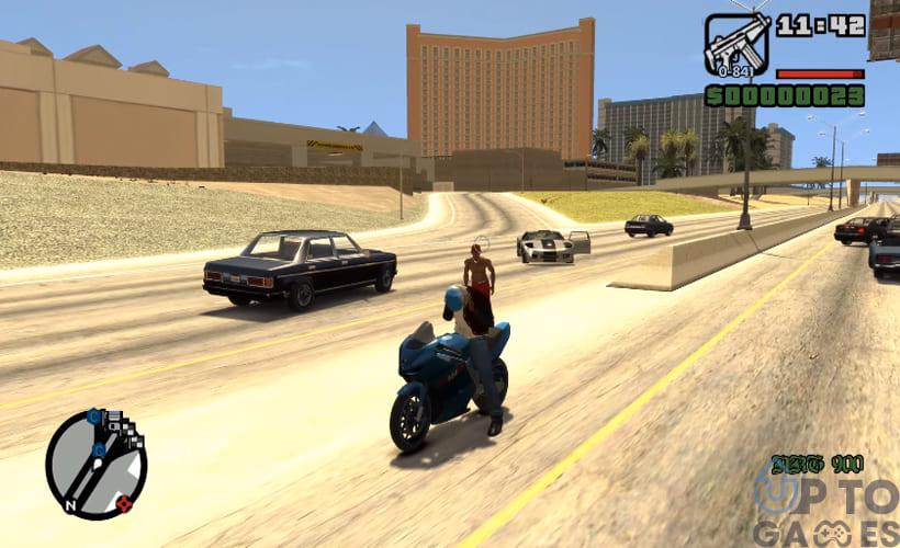 تحميل لعبة GTA IV: San Andreas برابط مباشر