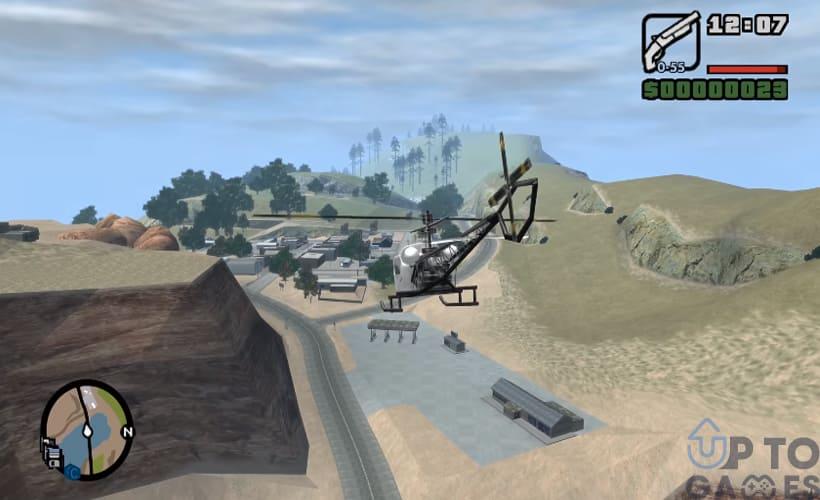 تحميل لعبة GTA IV: San Andreas للكمبيوتر