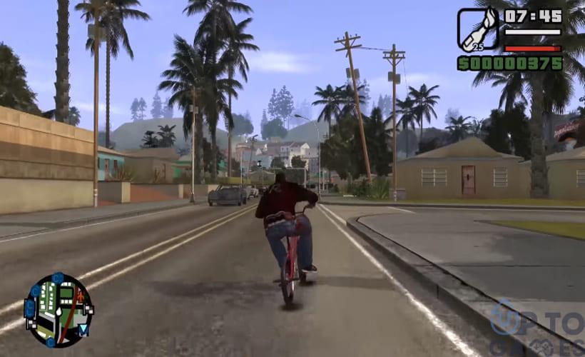 تحميل لعبة GTA IV: San Andreas بحجم صغير