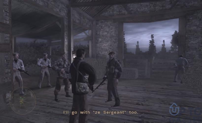 تحميل لعبة Call of Duty 3 للكمبيوتر من ميديا فاير