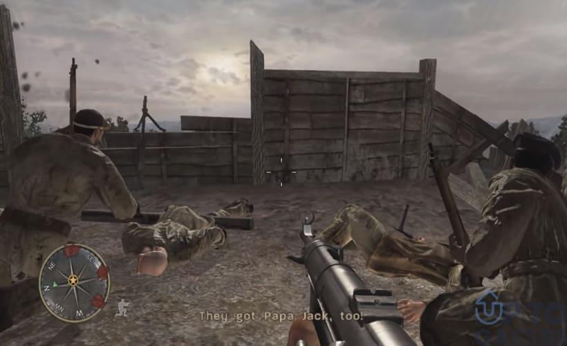 تحميل لعبة Call of Duty 3 من ميديا فاير