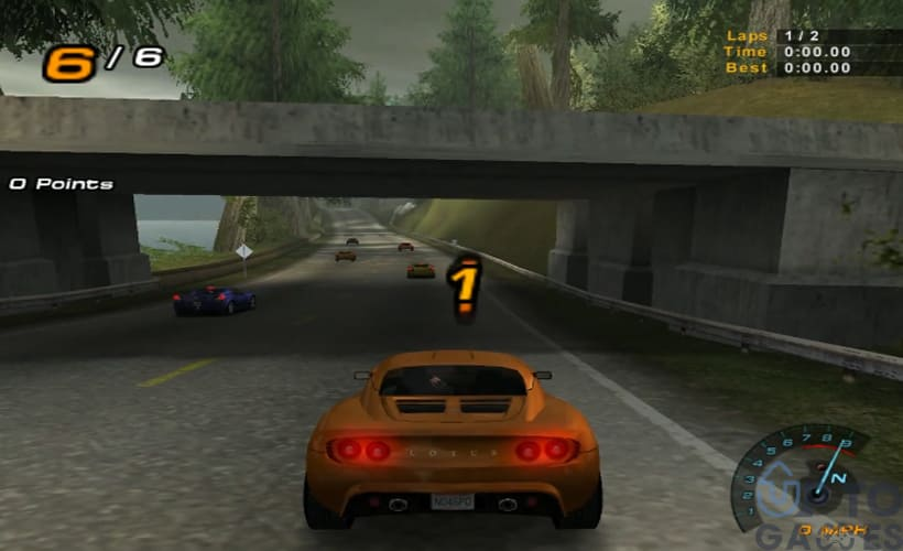 تحميل لعبة Need for Speed Hot Pursuit 2