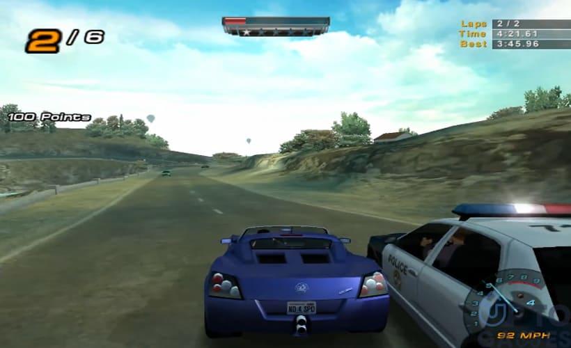 تحميل لعبة Need for Speed Hot Pursuit 2 للكمبيوتر من ميديا فاير