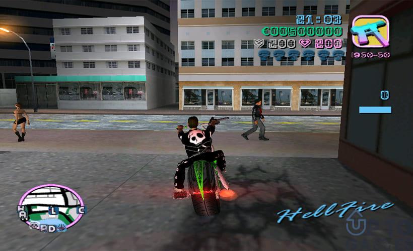 تحميل لعبة GTA Vice City 10 للكمبيوتر برابط مباشر