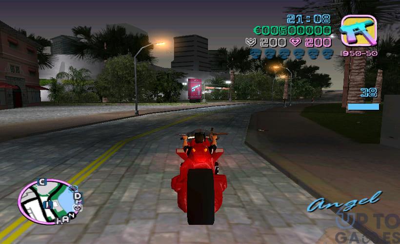 تحميل لعبة GTA Vice City 10 مضغوطة برابط مباشر