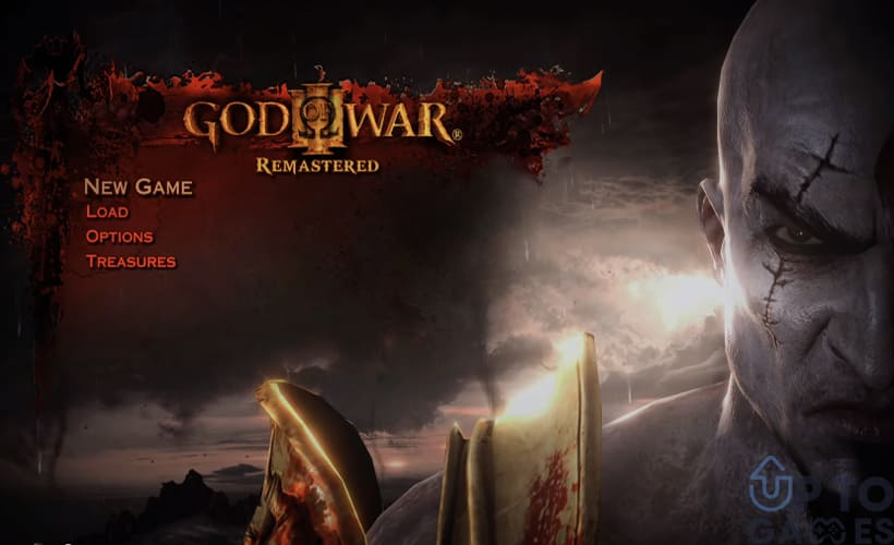 تحميل لعبة God of War 3 للكمبيوتر مضغوطة