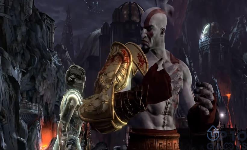 تحميل لعبة God of War 3 للكمبيوتر برابط مباشر