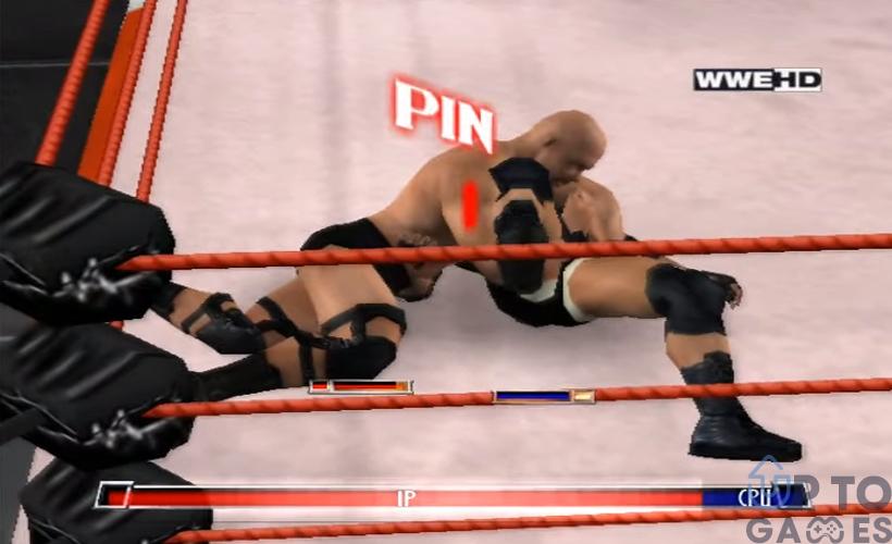 تحميل لعبة WWE Impact 2011 برابط مباشر مجانا