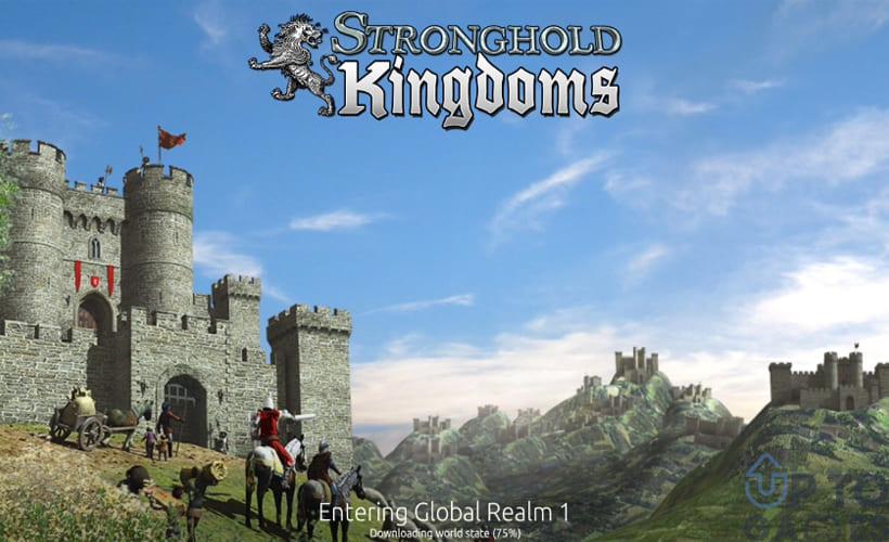 تحميل لعبة Stronghold Kingdoms للكمبيوتر