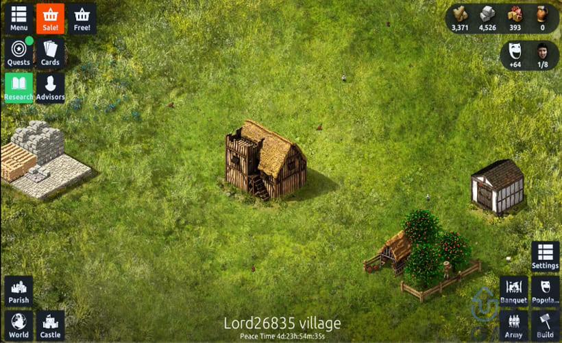 تحميل لعبة Stronghold Kingdoms