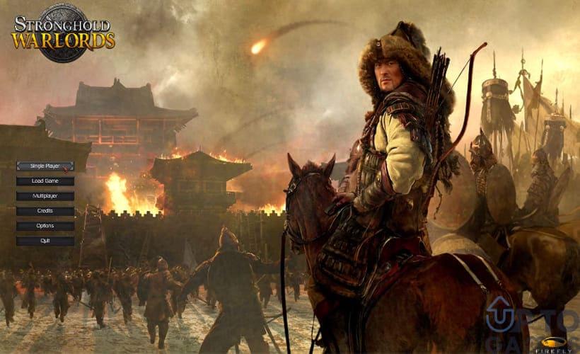 تحميل لعبة سترونج هولد أمراء الحرب Stronghold Warlords