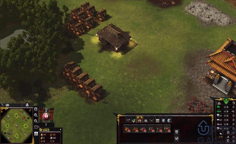 تحميل لعبة سترونج هولد أمراء الحرب Stronghold Warlords للكمبيوتر برابط مباشر
