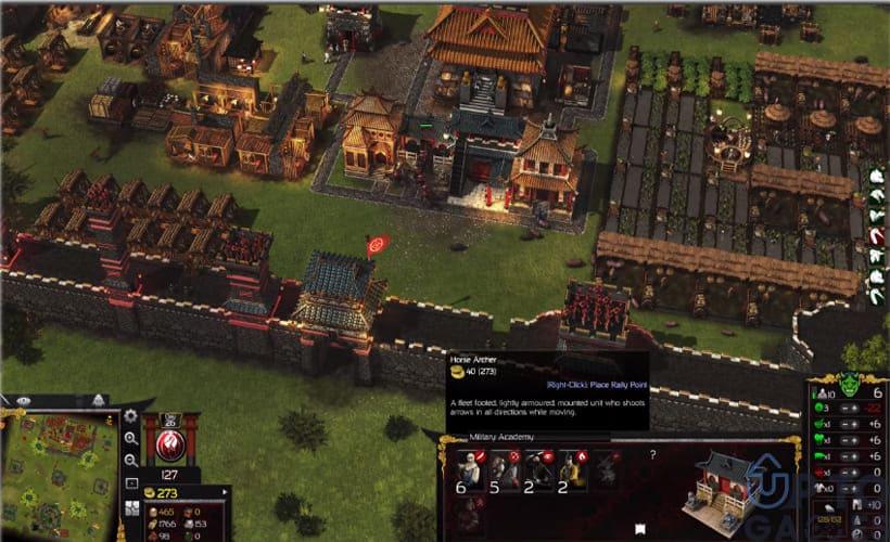 تحميل لعبة سترونج هولد Stronghold Warlords للكمبيوتر