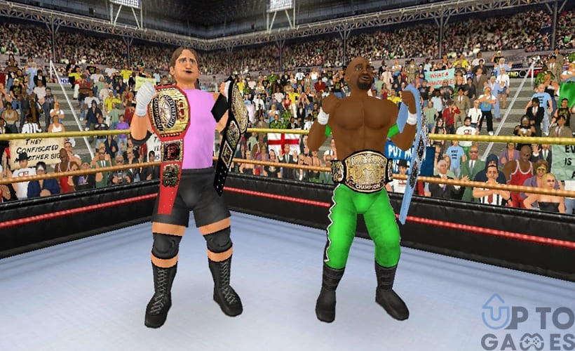 تحميل لعبة Wrestling MPire WWE 13 برابط مباشر