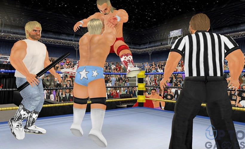 تحميل لعبة Wrestling MPire WWE 13