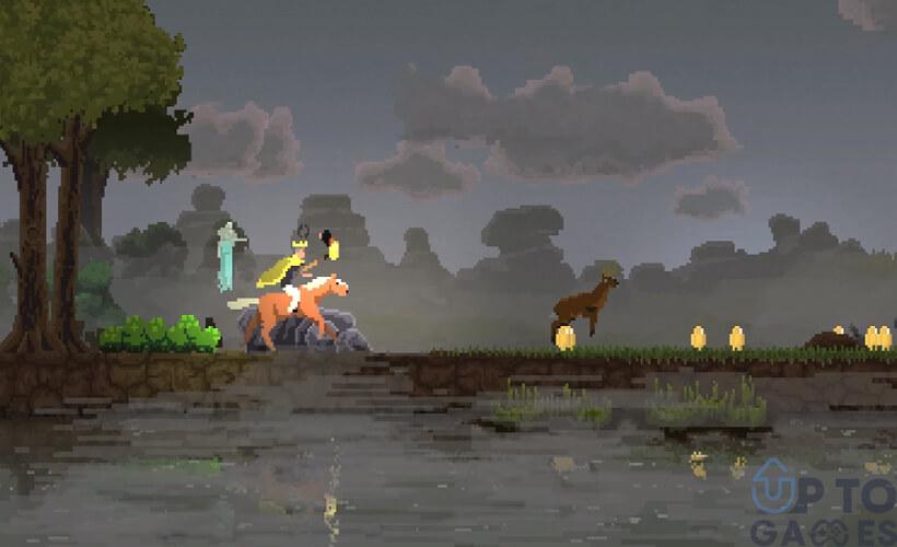 تحميل لعبة Kingdom New Lands للكمبيوتر مجانا مضغوطة برابط مباشر