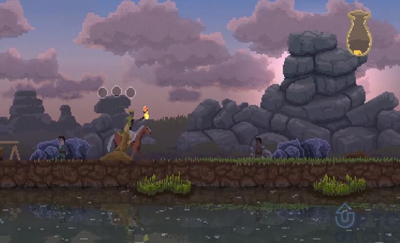 تحميل لعبة Kingdom New Lands للكمبيوتر مجانا مضغوطة